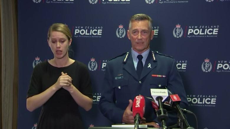 شرطة نيوزيلندا: تم التعرف على جميع الضحايا الـ50 بإطلاق النار في المسجدين