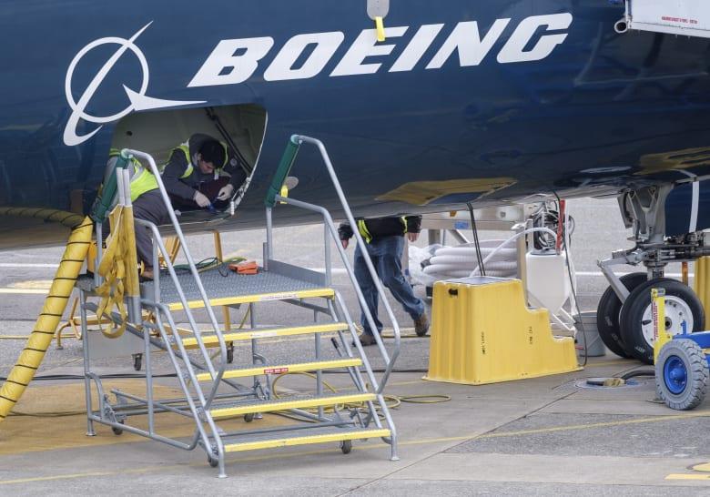 """أسهم """"بوينغ"""" تخسر 40 مليار دولار من قيمتها منذ حادث إثيوبيا"""