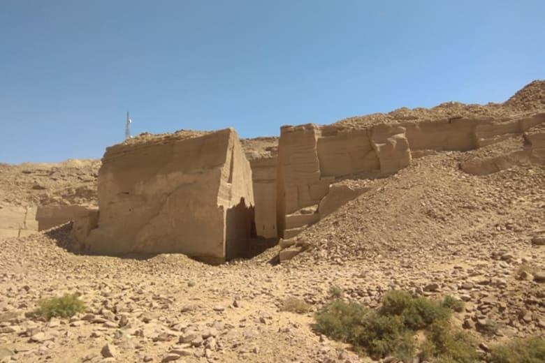 هل حل هذا الاكتشاف لغز كيفية نقل الأحجار في البناء الفرعوني؟