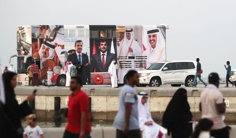 """السعودية والإمارات والبحرين ومصر تعلن موقفها من حضور """"البرلمان العالمي"""" في قطر"""