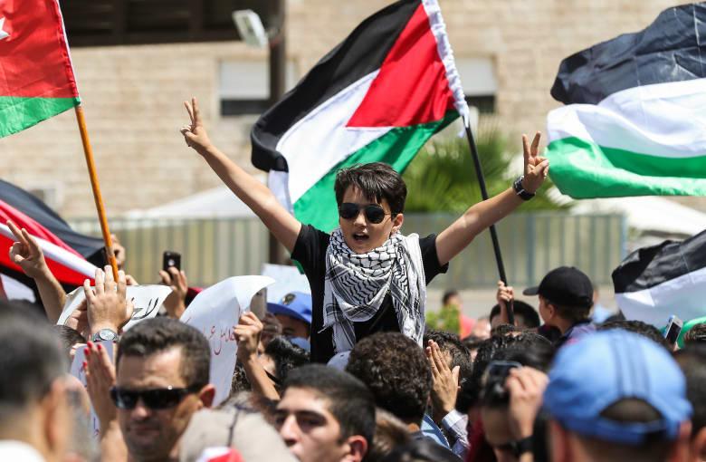 """بشار جرار يكتب لـCNN عن خيارات الأردن في التعامل مع صفقة القرن و""""كلا"""" عبد الله الثاني الثلاثية"""