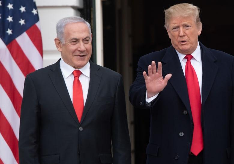 تزامن مع الانتخابات الإسرائيلية.. نتنياهو يشكر ترامب على قراره بشأن الحرس الثوري الإيراني