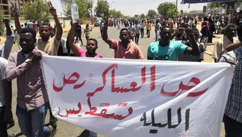 10 قتلى في السودان.. ووزير الدفاع: لن نتخلى عن قيادتنا ولن نسمح بالفوضى