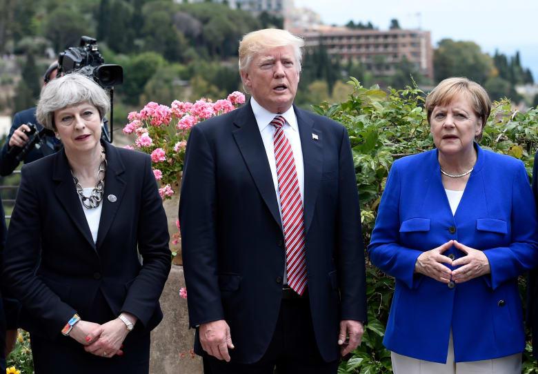 ترامب يهدد بفرض 11 مليار دولار غرامات على الاتحاد الأوروبي