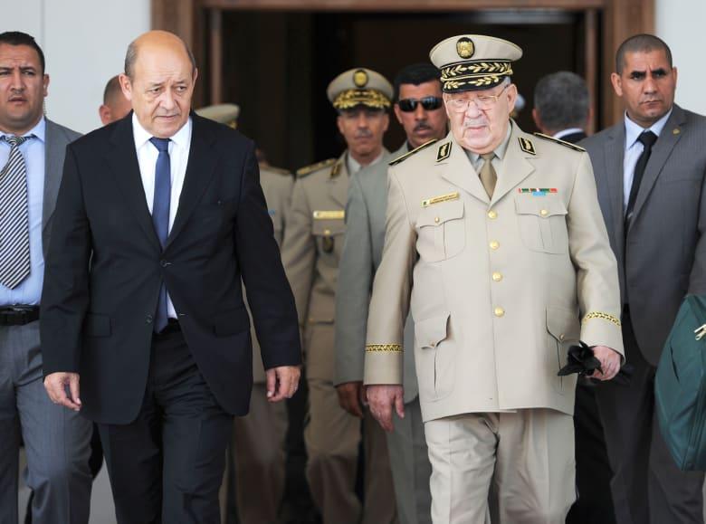 """الجيش الجزائري يتهم أطرافا """"خارجية"""" بالعمل على زعزعة استقرار البلاد"""