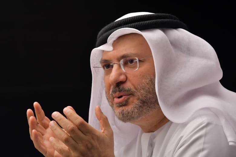 قرقاش: التوازن في الانتقال السياسي مطلوب بظل التجربة المريرة للعالم العربي