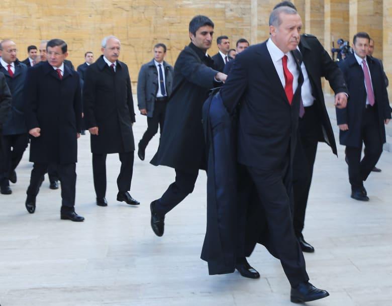 أردوغان يكشف فحوى رسالة بعثها عندما كان مسجونا العام 1999