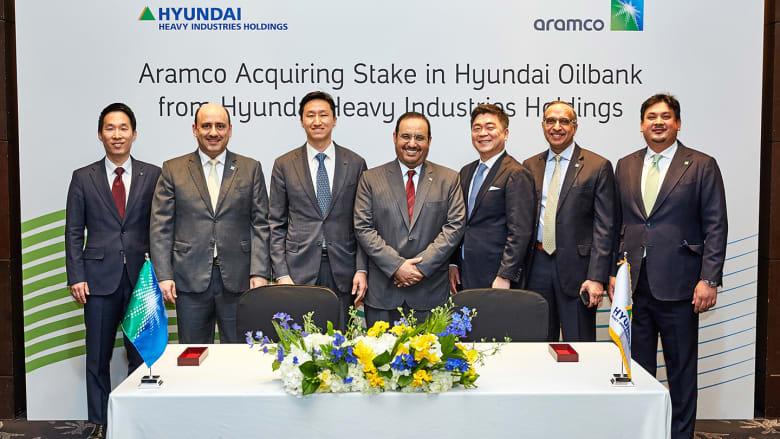 أرامكو السعودية تشتري 17% من شركة تكرير كورية مقابل 1.25 مليار دولار