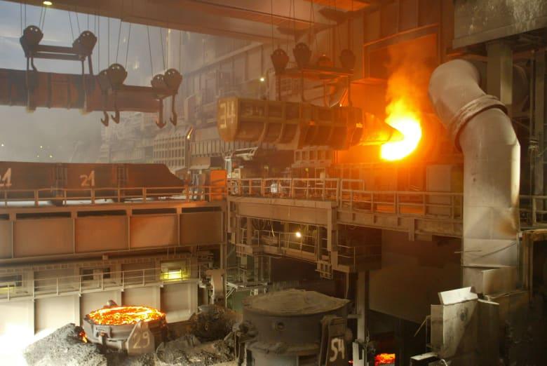 مصر تفرض رسوم حماية على واردات الحديد والمادة الخام