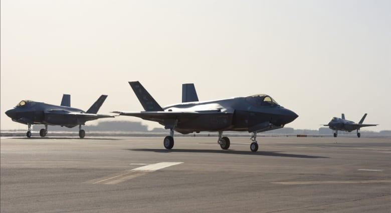 مقاتلات F-35 الأمريكية تصل الإمارات بأول مهمة بالشرق الأوسط.. وهذا الهدف