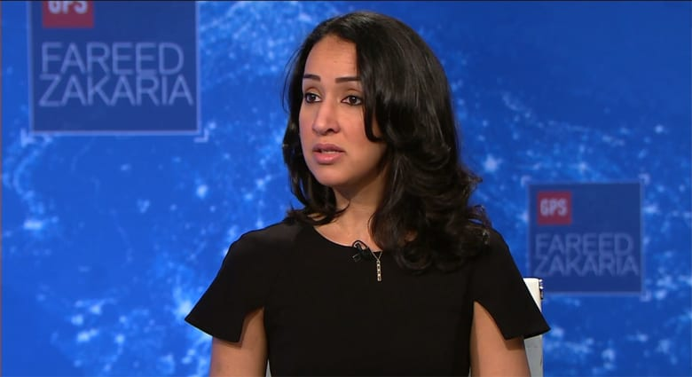"""مطالب منها """"اللقاء بالخارج"""".. رد المعارضة السعودية منال الشريف على دعوة لقاء السفيرة ريما بنت بندر بأمريكا"""
