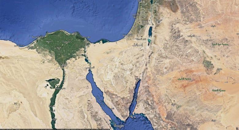 بعد نشره خارطة لإسرائيل تتضمن الجولان.. ماذا قال مساعد ترامب عن تقديم جزء من سيناء لغزة؟