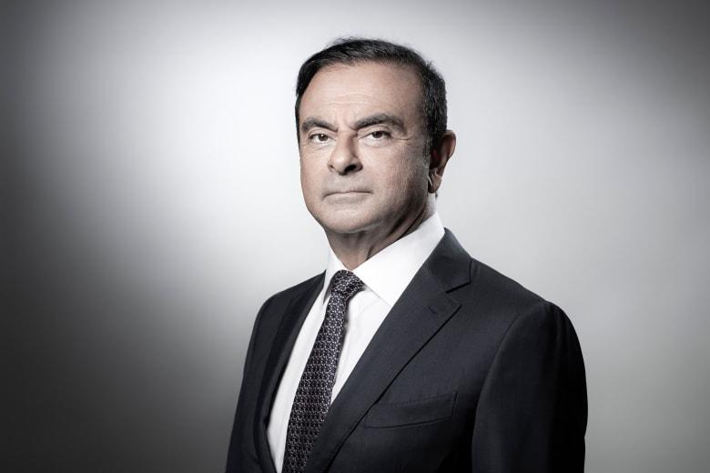 """""""نيسان"""" تتقدم بشكوى جنائية ضد رئيسها السابق كارلوس غصن"""