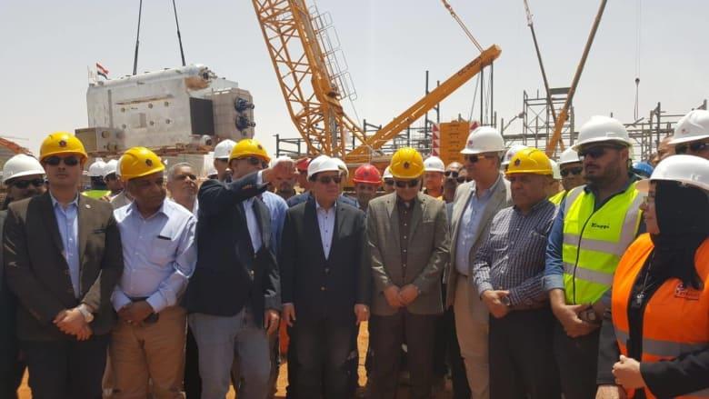 وزير البترول المصري: 2.3 مليار دولار لتحقيق اكتفاء الصعيد من الوقود