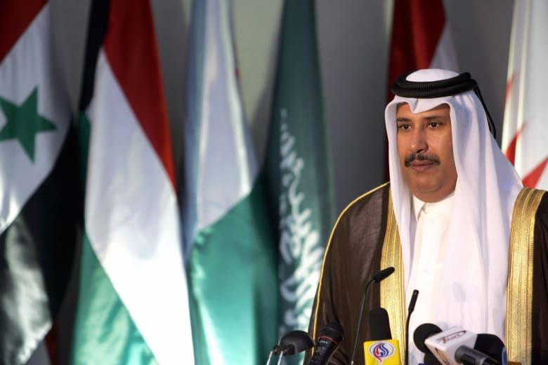 """رئيس وزراء قطر الأسبق يتحدث """"هزائم بظل حكام همهم البقاء بالسلطة وإن كان الثمن شرف الأمة"""""""