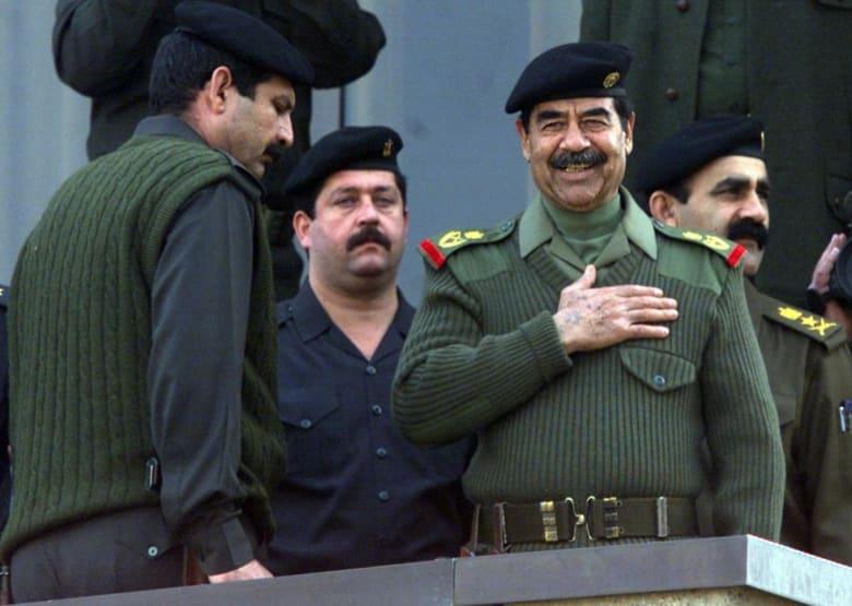روحاني يكشف رسالة من صدام حسين: لولا إيران لاحتل السعودية والإمارات