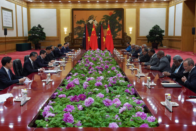 الرئيس الصيني: اتفاقات بـ64 مليار دولار في منتدى الحزام والطريق