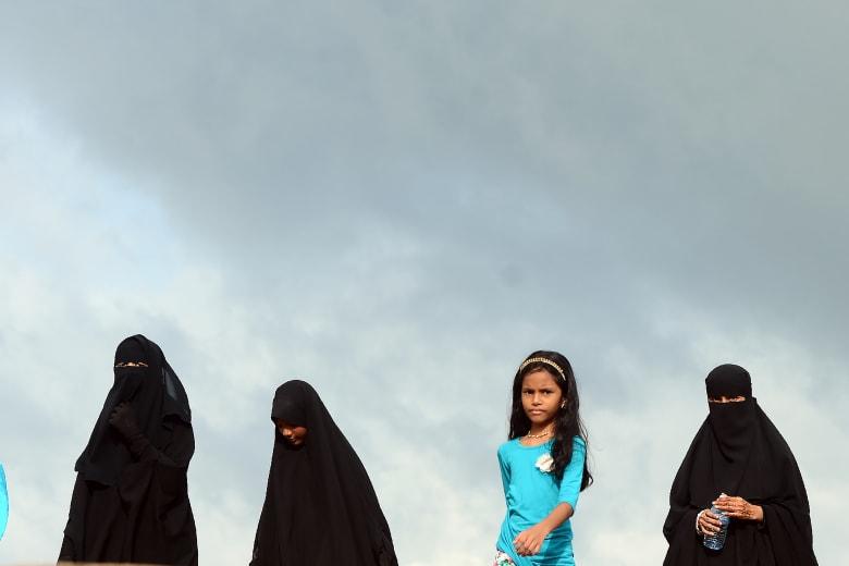 """رئيس سريلانكا يعلن حظر """"البرقع"""" ويبين السبب"""
