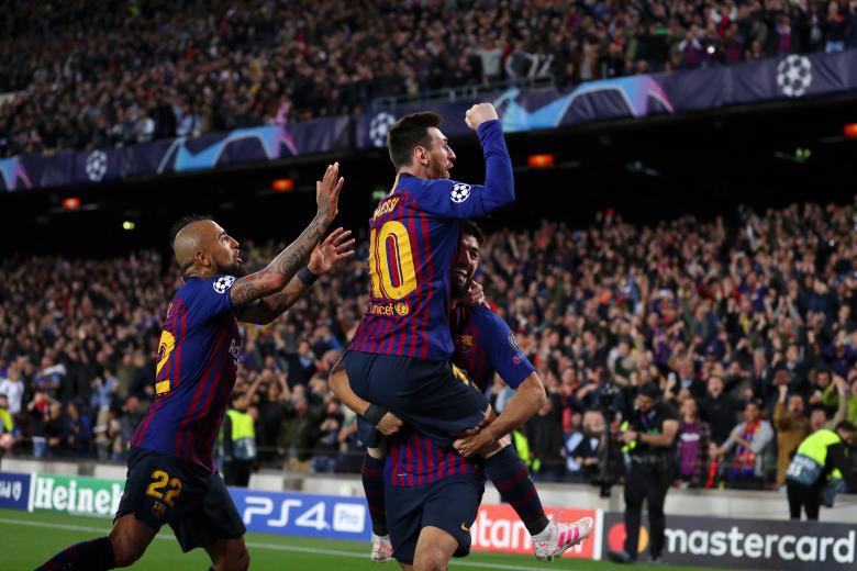 برشلونة يهزم ليفربول ويقترب من نهائي دوري أبطال أوروبا