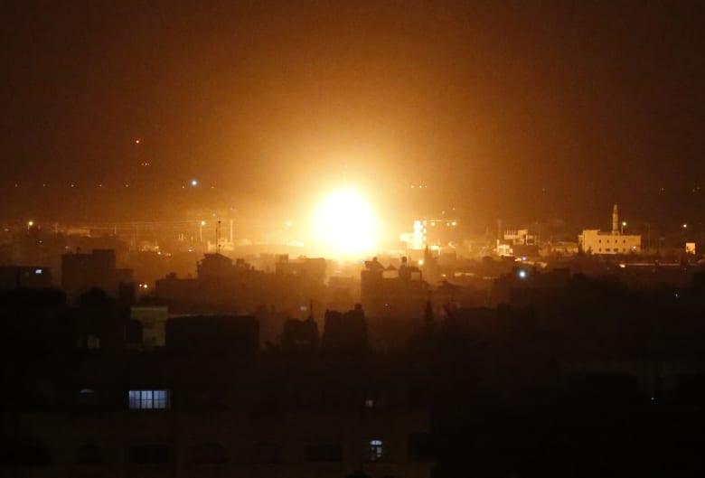 إصابات وحالات صدمة بين الإسرائيليين جراء القصف الصاروخي لحماس