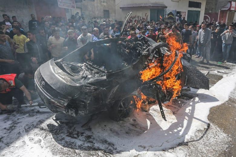 """إسرائيل تغتال """"رأس حربة"""" إيران في غزة.. فما دوره في خدمة حماس؟"""
