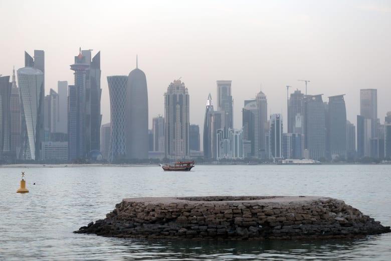 """قطر تتحدث عن """"عطل"""" أصاب الزورق العسكري وجرفه للمياه الإماراتية"""
