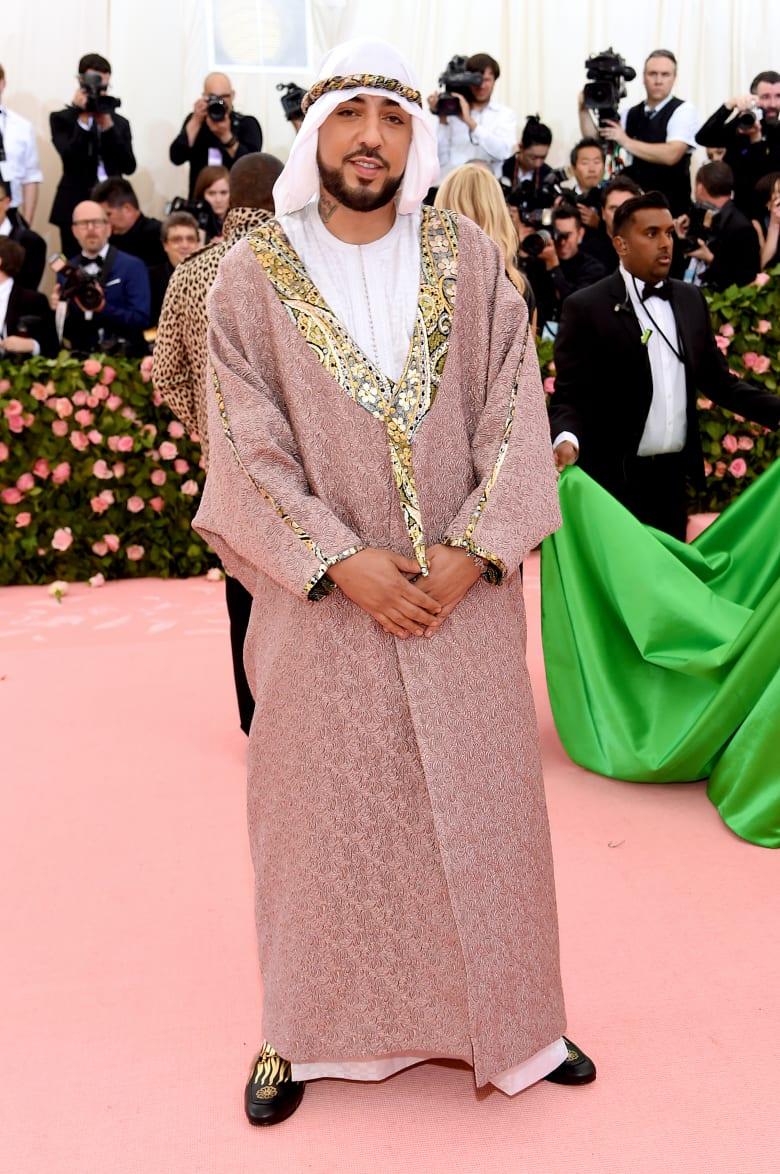 """كيف كرم مغني الراب """"فرنش مونتانا"""" شهر رمضان بحفل """"ميت غالا""""؟"""