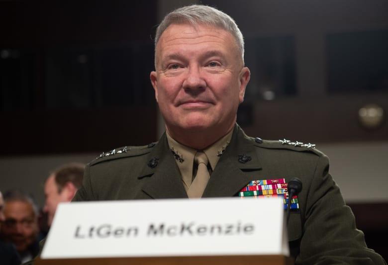 """رسالة """"حازمة"""" من القيادة المركزية الأمريكية لإيران: مستعدون للحرب"""