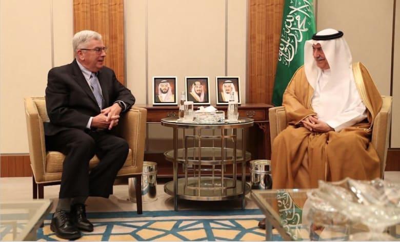 وزير الخارجية السعودي يستقبل سفير أمريكا لدى الرياض.. فما الإجراء التالي؟