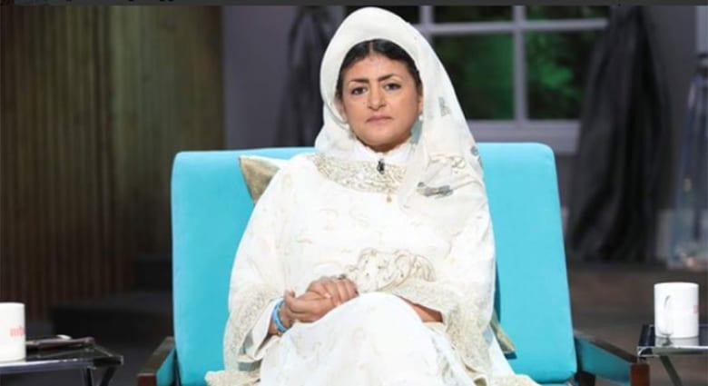 بعد نحو عام على آخر تغريدة لها قبل احتجازها بالسعودية.. هتون الفاسي تعود لتويتر