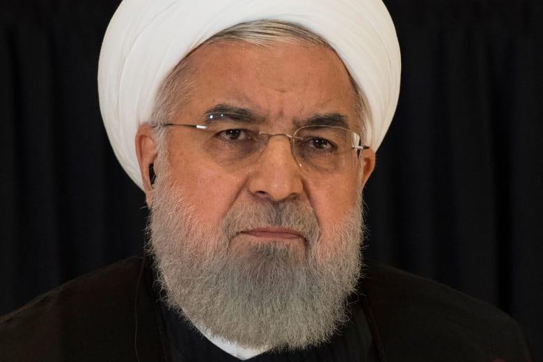 رئيس إيران: الضغوط تمثل حربا سافرة وغير مسبوقة بتاريخ الثورة