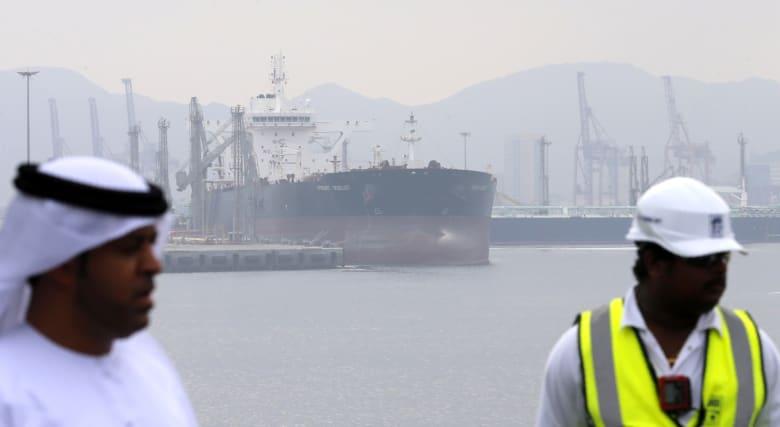 """ارتفاع أسعار النفط بعد الهجوم """"التخريبي"""" على حاملتي نفط سعوديتين"""