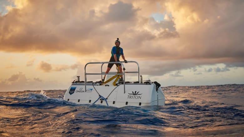 ما الذي وجده المكتشف الأمريكي في أعمق رحلة غوص في المحيطات؟