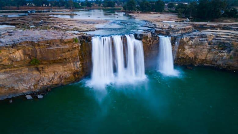 إليك قائمة بـ8 أجمل شلالات في الهند
