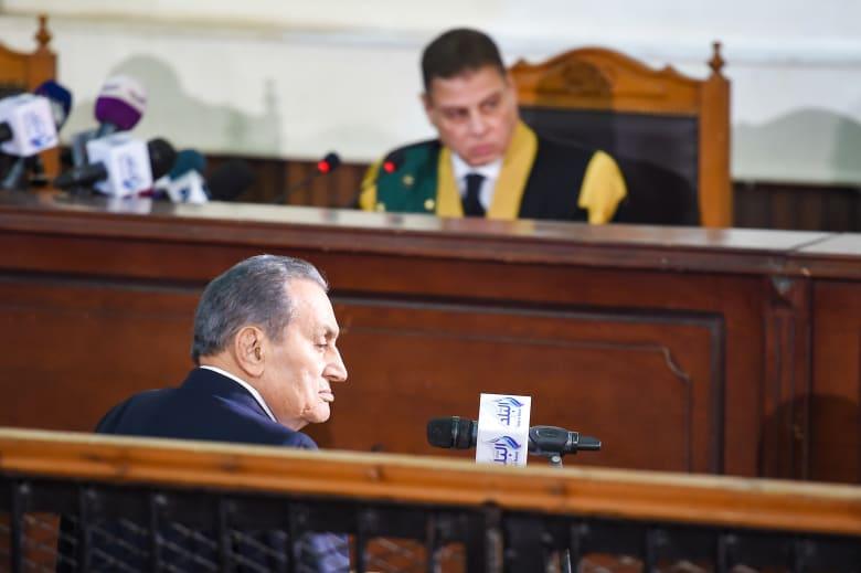 في حوار مع فجر السعيد.. حسني مبارك يروي تفاصيل عملية السلام بين سوريا وإسرائيل