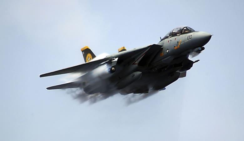 """تعرف على قدرات مقاتلة """"F-14"""" الأمريكية التي تمتلكها إيران"""