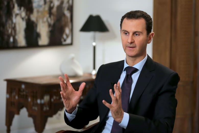 """الأسد يهاجم الوهابية ويصف الإخوان بـ""""الشياطين"""".. ويعطي دروسا في """"الدين"""""""