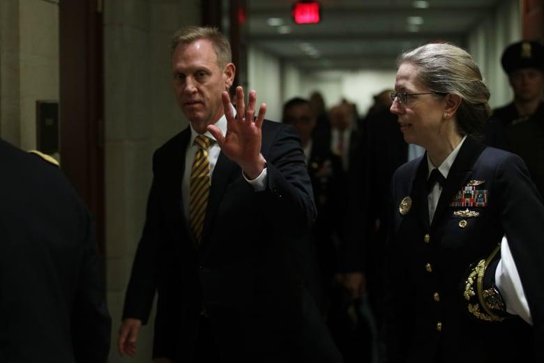 القائم بأعمال وزير الدفاع الأمريكي: نبحث إرسال قوات إضافية للشرق الأوسط