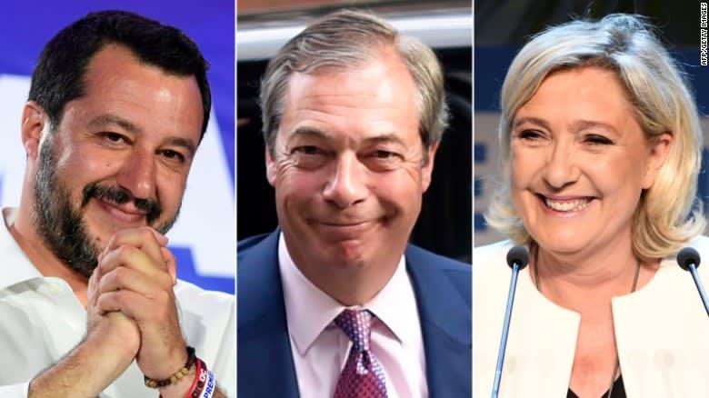 انتخابات أوروبا.. تقدم اليمين والأحزاب المعادية للاتحاد الأوروبي