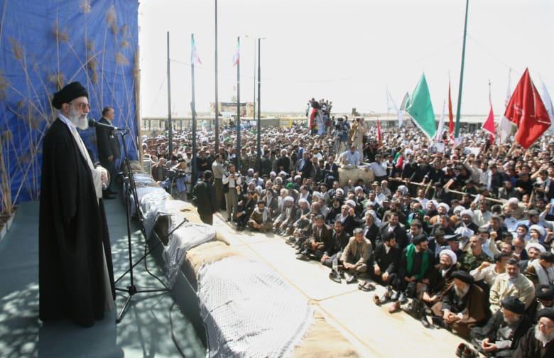 """خامنئي يرد على """"المنادين بصنع سلاح نووي إيراني"""": حرام فقهيا وشرعيا وليس بسبب أميركا"""