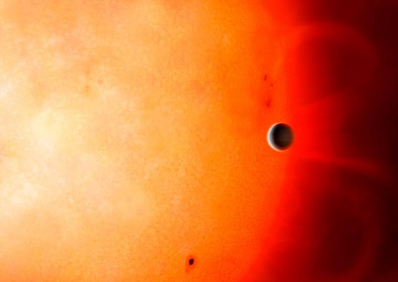 الكوكب المحرم.. ثلاثة أضعاف حجم الأرض وأكثر حرارة من عطارد