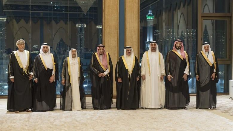 القمة الخليجية الطارئة تطالب المجتمع الدولي بالتدخل لمنع حصول إيران على قدرات نووية