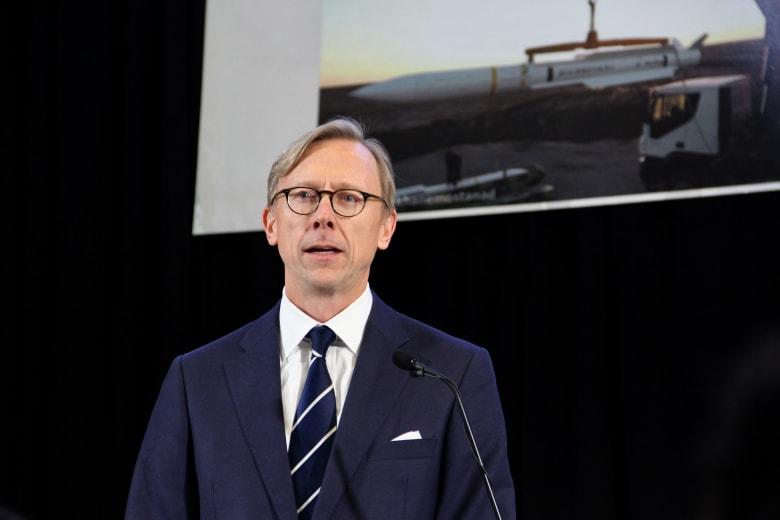 بعد تصريح بولتون.. كيف سترد أمريكا على مهاجمة سفن سعودية وإماراتية ونرويجية في الفجيرة؟ هكذا رد براين هوك على سؤال CNN