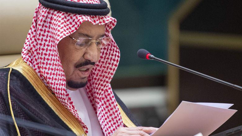 الملك سلمان: سنتصدى بحزم للتهديدات العدوانية والأنشطة التخريبية