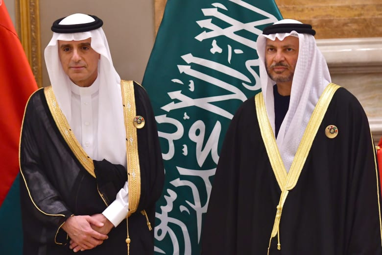 بعد قمم مكة.. قرقاش: تراجع دور المخرب والمدعين الصغار بعد نهوض دور السعودية المركزي