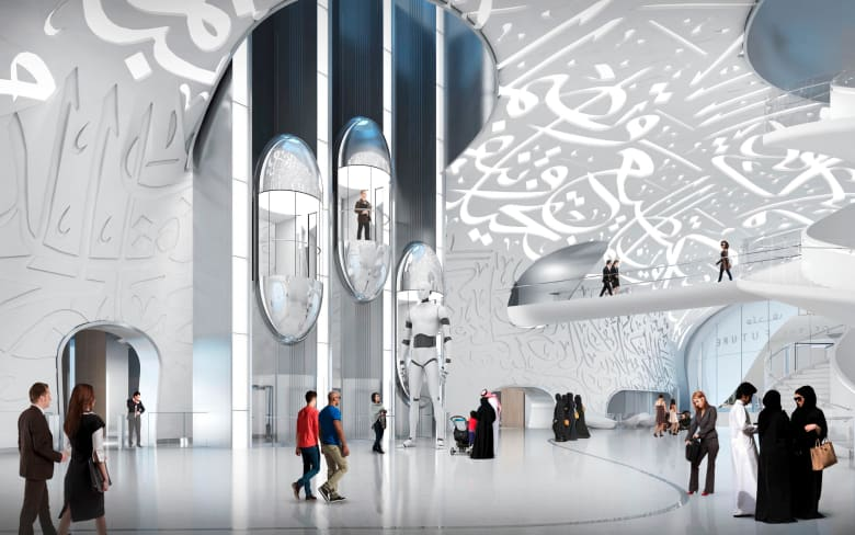 متحف المستقبل في دبي.. هل سيكون أيقونة عالمية جديدة؟