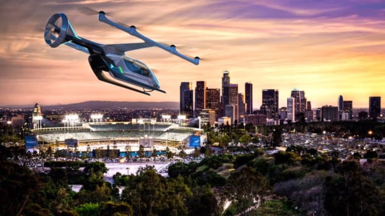 باريس تستعد لإطلاق مركبات أجرة جوية في 2024