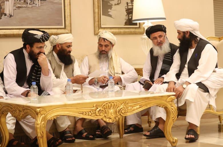 محادثات السلام الأفغانية