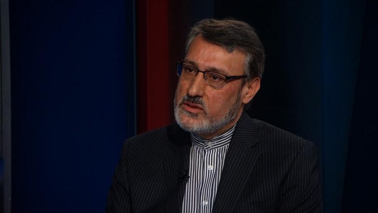 السفير الإيراني في بريطانيا