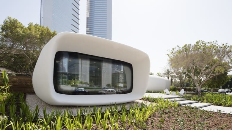 لما تريد دبي أن تكون مدينة توظف خاصية الطباعة ثلاثية الأبعاد؟